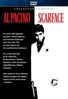 Scarface - Swedish DVD cover (xs thumbnail)