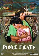 Pontius Pilate - French DVD cover (xs thumbnail)