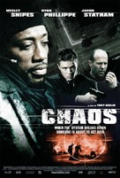 Chaos - Dutch Movie Poster (xs thumbnail)