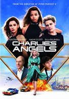Charlie's Angels - DVD movie cover (xs thumbnail)