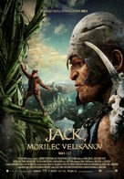 Jack the Giant Slayer - Slovenian Movie Poster (xs thumbnail)