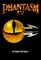 Phantasm IV: Oblivion - British Movie Poster (xs thumbnail)