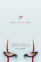 It: Chapter Two - Italian Movie Poster (xs thumbnail)