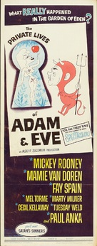 The Private Lives of Adam and Eve - Movie Poster (xs thumbnail)