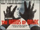 The Hands of Orlac - British Movie Poster (xs thumbnail)