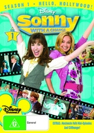 """Sonny with a Chance"" - Australian DVD cover (xs thumbnail)"