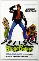 Bingo Bongo - Italian Movie Poster (xs thumbnail)