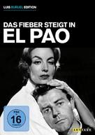 Fièvre monte à El Pao, La - German DVD cover (xs thumbnail)