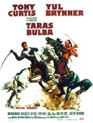 Taras Bulba - French Movie Poster (xs thumbnail)