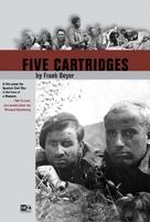 Fünf Patronenhülsen - DVD movie cover (xs thumbnail)