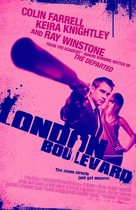 London Boulevard - Movie Poster (xs thumbnail)