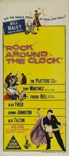 Rock Around the Clock - Australian Movie Poster (xs thumbnail)