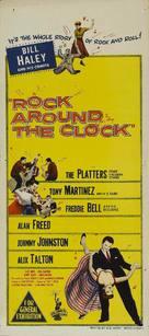 Rock Around the Clock - Australian Movie Poster (xs thumbnail)