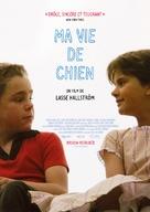 Mitt liv som hund - French Re-release poster (xs thumbnail)