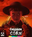 Children of the Corn - British Movie Cover (xs thumbnail)