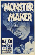 The Monster Maker - Movie Poster (xs thumbnail)