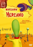 Mercano, el marciano - Polish DVD cover (xs thumbnail)