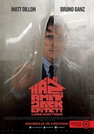 The House That Jack Built - Hungarian Movie Poster (xs thumbnail)