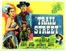 Trail Street - Movie Poster (xs thumbnail)