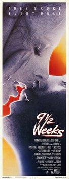 Nine 1/2 Weeks - Movie Poster (xs thumbnail)