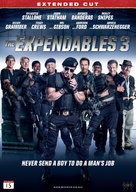 The Expendables 3 - Norwegian Movie Cover (xs thumbnail)