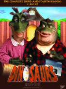 """Dinosaurs"" - DVD movie cover (xs thumbnail)"