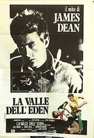 East of Eden - Italian Movie Poster (xs thumbnail)