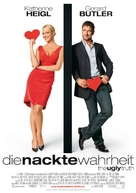 The Ugly Truth - German Movie Poster (xs thumbnail)