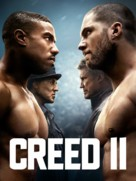 Creed II - Movie Cover (xs thumbnail)