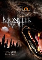 Monsterwolf - DVD cover (xs thumbnail)