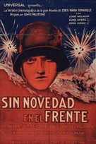 All Quiet on the Western Front - Argentinian Movie Poster (xs thumbnail)