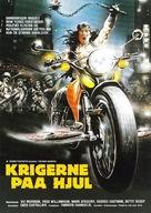1990: I guerrieri del Bronx - Danish Movie Poster (xs thumbnail)