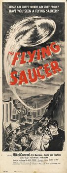 The Flying Saucer - Movie Poster (xs thumbnail)