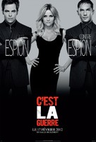 This Means War - Canadian Movie Poster (xs thumbnail)