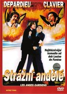 Anges gardiens, Les - Czech Movie Cover (xs thumbnail)