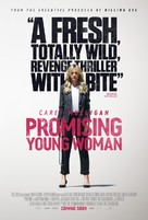 Promising Young Woman - British Movie Poster (xs thumbnail)