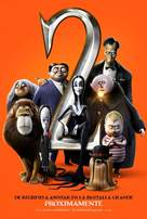 The Addams Family 2 - Mexican Movie Poster (xs thumbnail)