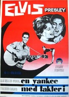 G.I. Blues - Swedish Movie Poster (xs thumbnail)