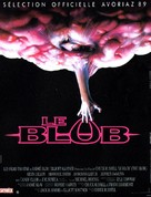 The Blob - French Movie Poster (xs thumbnail)