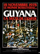 Guyana: Crime of the Century - French Movie Poster (xs thumbnail)