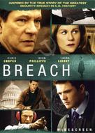 Breach - DVD cover (xs thumbnail)