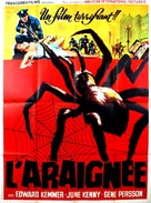 Earth vs. the Spider - French Movie Poster (xs thumbnail)