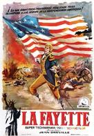 La Fayette - Spanish Movie Poster (xs thumbnail)
