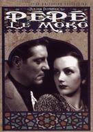 Pépé le Moko - DVD cover (xs thumbnail)