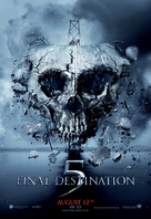 Final Destination 5 - Movie Poster (xs thumbnail)