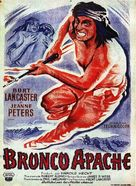 Apache - French Movie Poster (xs thumbnail)