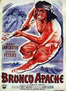 Apache - French Movie Poster (xs thumbnail)