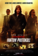 Mission: Impossible - Ghost Protocol - Hungarian Movie Poster (xs thumbnail)