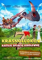 Der 7bte Zwerg - Polish Movie Poster (xs thumbnail)