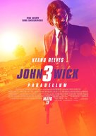 John Wick: Chapter 3 - Parabellum - Mexican Movie Poster (xs thumbnail)